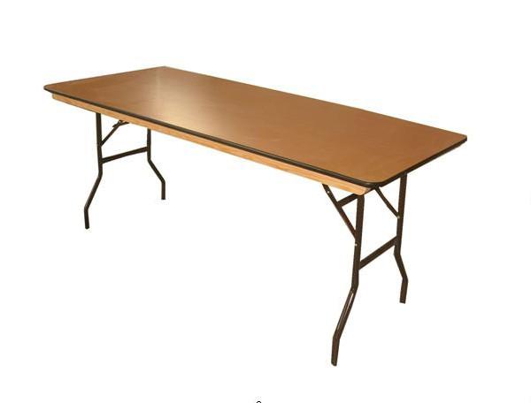 6-x-2ft6-Wooden-Trestle-Table