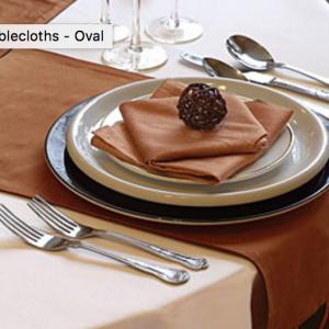 tablecloth-oval