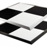 Chequered Acrylic Dance Floor